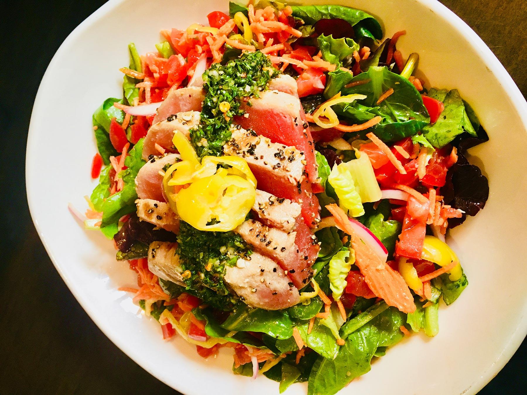 Feature Special – Ahi Tuna Salad